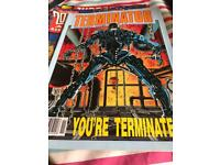 The Terminator Volume 1 Issue 4 November 1990 (Dark Horse Comics)
