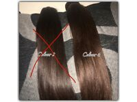 Human Hair Extensions (wefts)