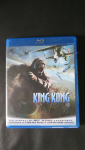 Blu-ray King Kong,Kong Skull,Ratatouille