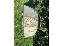 Trakker SLXv2 Bivvy two man tent In perfect condition only been used twice!