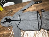 NIKE Tech Pack Tracksuit grey size 3-4