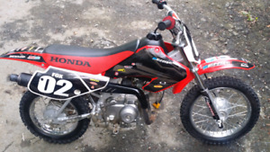 ~FOR SALE 2002 HONDA XR 70 DIRT BIKE~