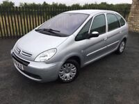 2004 54 CITROEN PICASSO 2.0 DESIRE *AUTOMATIC* M.P.V - *LOW MILEAGE* - ONLY 2 KEEPERS - GOOD EXAMPLE