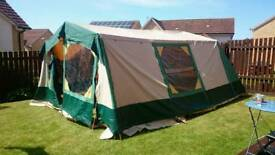 Large Tent 2 rooms