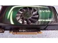 EVGA GeForce GTX 550 Ti Gaming Graphics card