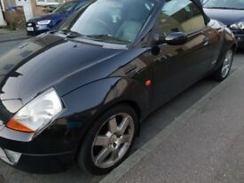 Attention sun seekers - Black Ford StreetKA - 06 Plate