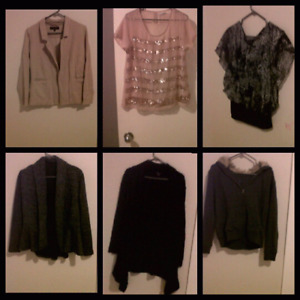 ladies Sweater and blouses