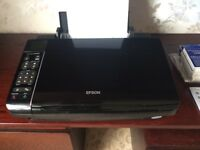 EPSON STYLUS SX 515W All in One Inkjet Printer