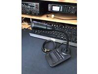 Icom SM-30 desktop microphone,good working condition may swap z