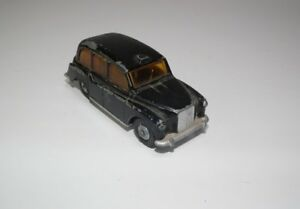 LONE STAR TAXI LONDON, FAIT EN ANGLETERRE semblable a Dinky toys