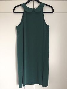 **Price Reduced** Never Worn - Green BCBG Dress sz.M