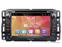 Eonon GA7180 Chevrolet, GMC & Buick Android 6.0 Marshmallow 7″ Multimedia Car DVD GPS