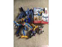 Mixed toy bundle ,inc.Lego & transformers