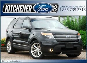 2014 Ford Explorer Limited 4WD/TECH PKG/PANO ROOF/CAMERA/NAVI...