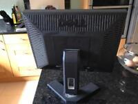 Dell 34cm monitor.