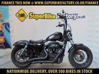 2012 12 HARLEY-DAVIDSON SPORTSTER XL 1200 X FORTY EIGHT