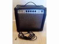 Earthfire EA-20R GUITAR AMP WITH REVERB. Comes with amp lead