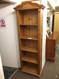 Pine bookshelves * free furniture delivery*