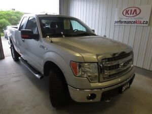 "2014 Ford F150 4x4 - Supercab XLT- 145"" WB"