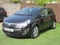 2012 Vauxhall Corsa 1.4 i 16v SXi 5dr