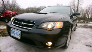 2005 Subaru Legacy GT Price drop $5000