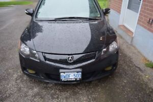 FULLY LOADED BEAUTIFUL BLACK 2011 ACURA CSX - ONLY 125,000 KM