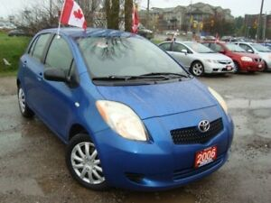 2006 Toyota Yaris LE Only 142km A/C Remoter Starter