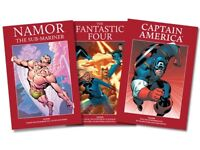 Marvel mighty heroes graphic novels