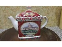 Windsor Castle China Teapot
