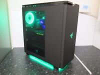 ★High Quality 8-Core/GTX 690 4GB/SSD/Wireless 4K Gaming Tower★