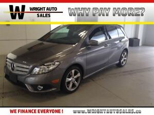 2014 Mercedes-Benz B-Class SUNROOF|LEATHER|29,932 KMS