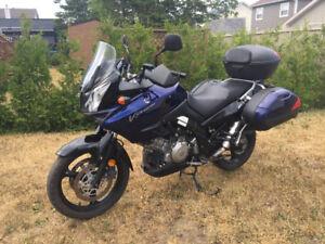 Suzuki V-Strom 1000cc
