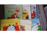 Literacy tutor's books for sale