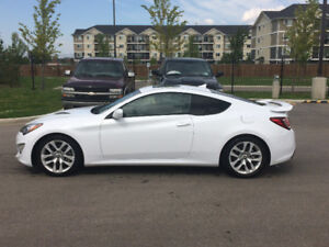 2015 Hyundai Genesis Coupe 3.8 ultimate Coupe (2 door)