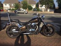 VN800 B2 Kawasaki- Great condition with custom paint