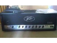 Peavey 6505 Head and Footswitch - 6505+ 5150