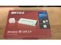 Wireless usb adapter, job lot available