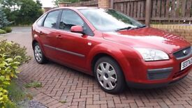 Ford Focus LX 2007 1.6 5door *67,000 miles*