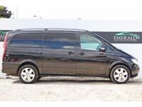 2009 59 MERCEDES-BENZ VIANO 3.0 CDI LONG AMBIENTE 5D AUTO 202 BHP DIESEL
