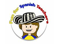 Private spanish lessons with native teacher from your home