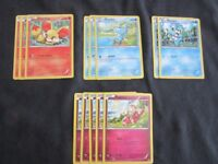 Various Pokemon TCG - F