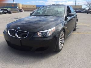 2006 BMW M5 NAVI/HEADSUP DISPLAY/|SPORT RIMS/| 500HP