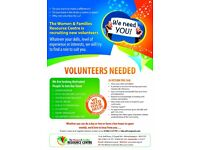 Volunteer Office Manager