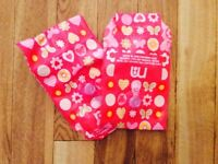 Mothercare pink armbands