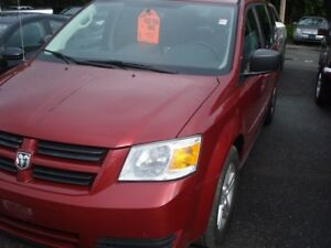 2010 Dodge Grand Caravan SE Stow and Go
