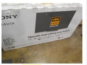 """SONY TV 65"""" ANDROID XBR65X950D"""