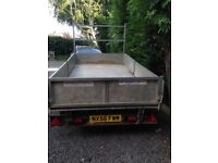 Ifor Williams Tipping Trailer 10x5'6