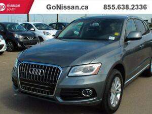 2016 Audi Q5 NAVIGATION, LEATHER, HEATED SEATS!!
