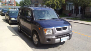 2003 Honda Element Y - NO EMAILS - AD WILL BE REMOVED WHEN SOLD