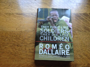 They Fight Like Soldiers They Die Like Children[Signed]